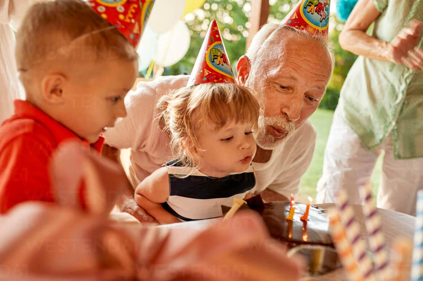 Birthday parties in Villa Stylianos in Kissamos