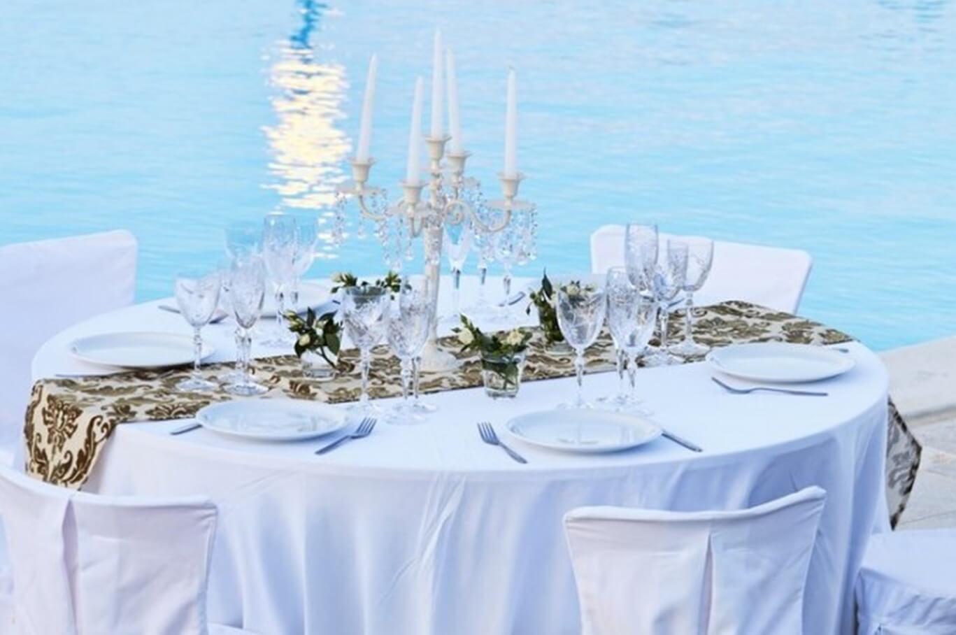 Wedding parties in Villa Stylianos in Kissamos
